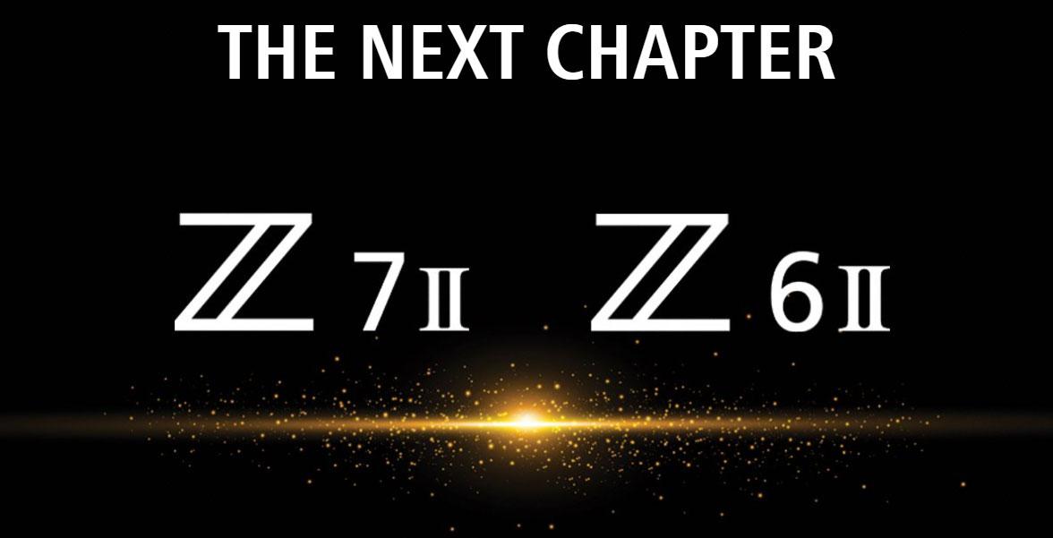 Nikon Z6 and Z7 successor presentation on 14.10.2020