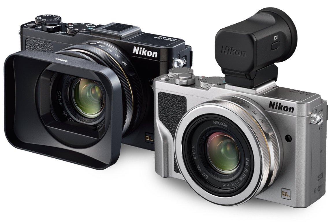 Nikon: DL-Kameras abgekündigt und Gewinnwarnung