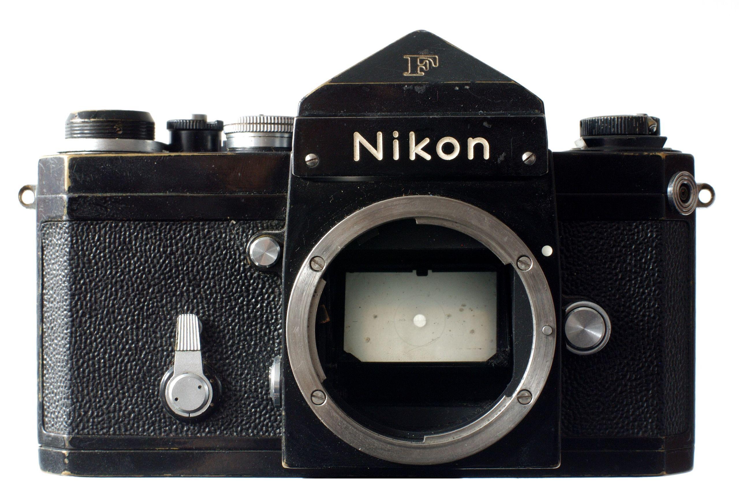 Nikon Vollformat Systemkamera mit neuem Z-Mount im Anflug?