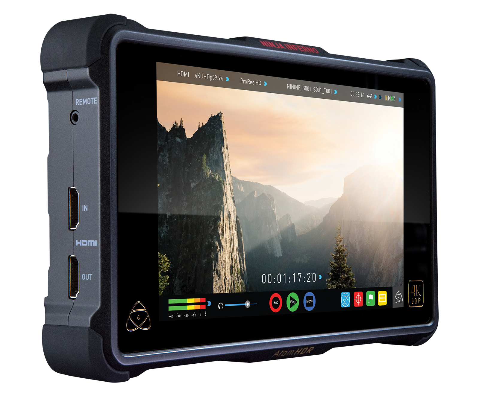 AtomOS 8.4 - (even) more HDR and goodies for the Varicam LT