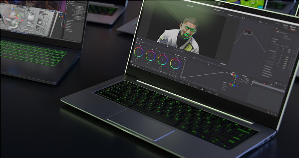 New Nvidia GPUs for cheaper studio notebooks: GeForce RTX 3050 (Ti)