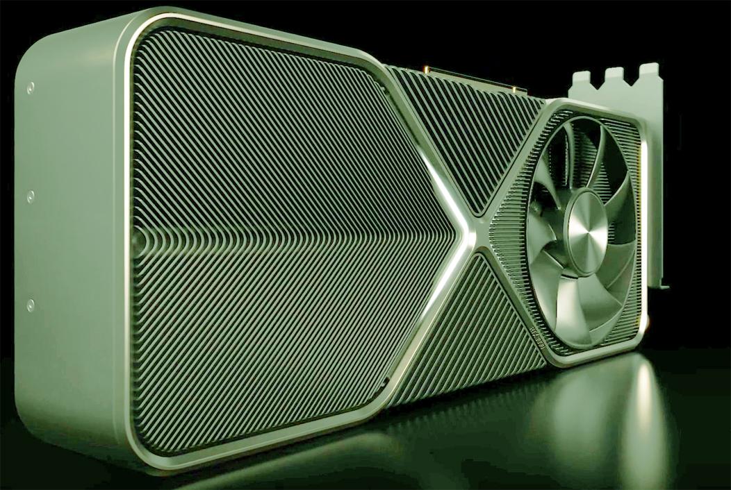 Nvidia shows RTX3070 - RTX2080Ti performance at half price
