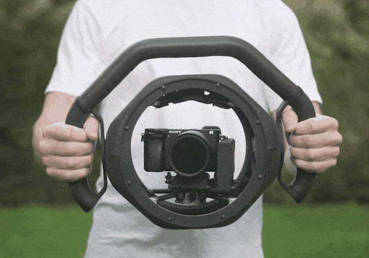 Kickstarter: Gimbal Arculus ONYX - interesting, but failed