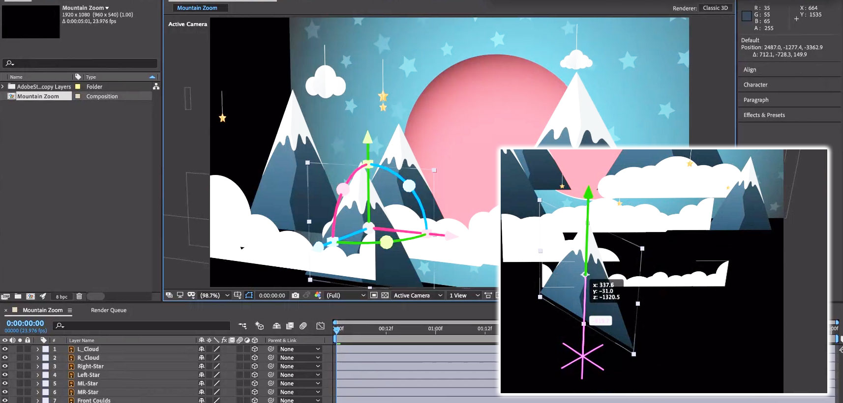 Adobe Creative Cloud - new features for Premiere Pro and After Effects 2020