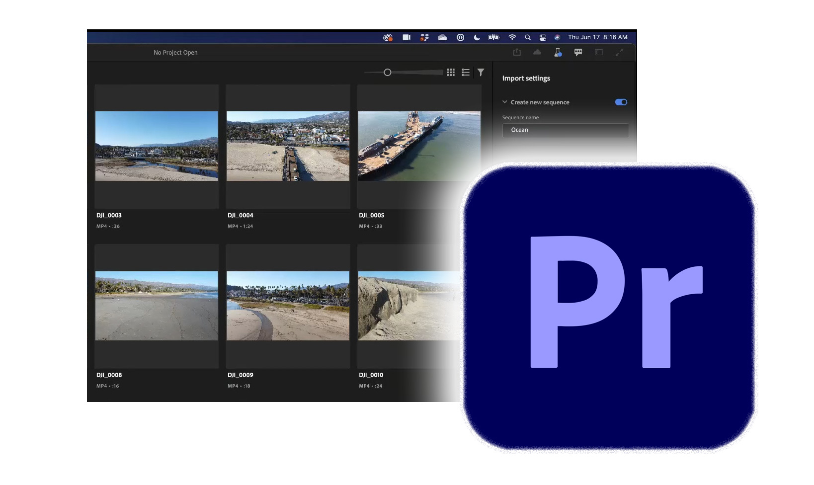 Adobe introduces new UI design for Premiere Pro
