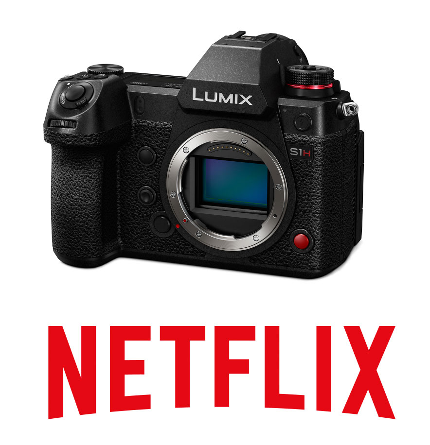 Panasonic S1H certified for Netflix 4K productions: Currently the only DSLR