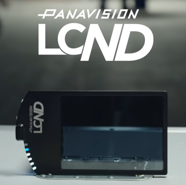 Panavision Liquid Crystal Filter: A dynamic ND filter with 6 f-stops