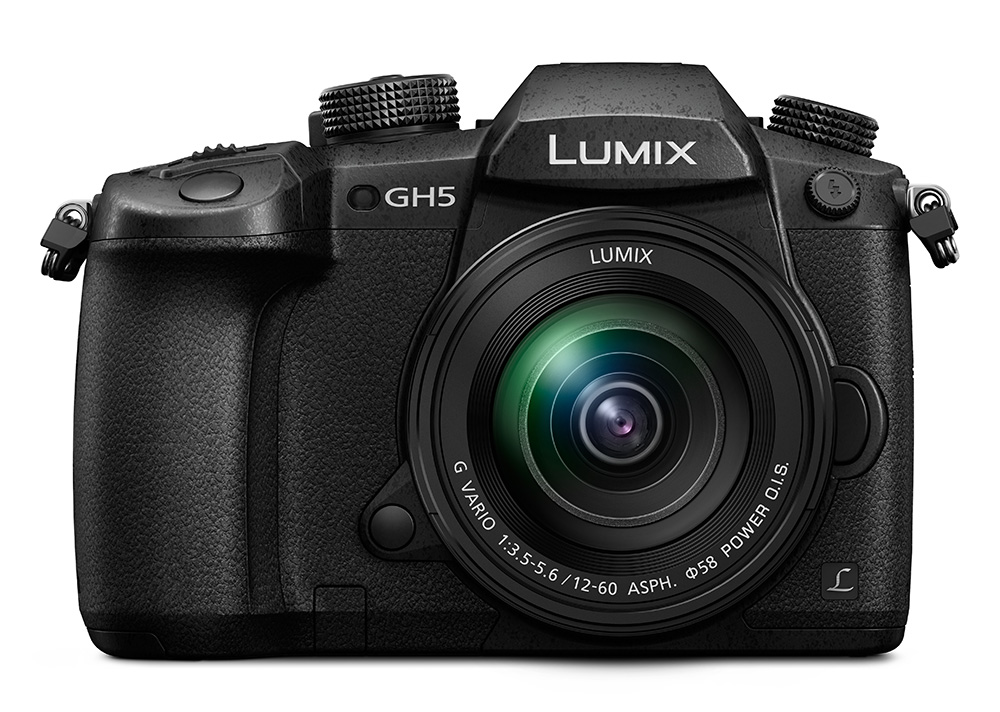 Panasonic GH5 Firmware 2.0 is available: 400 Mbit/s ALL-I, Hybrid Log Gamma, and much more.