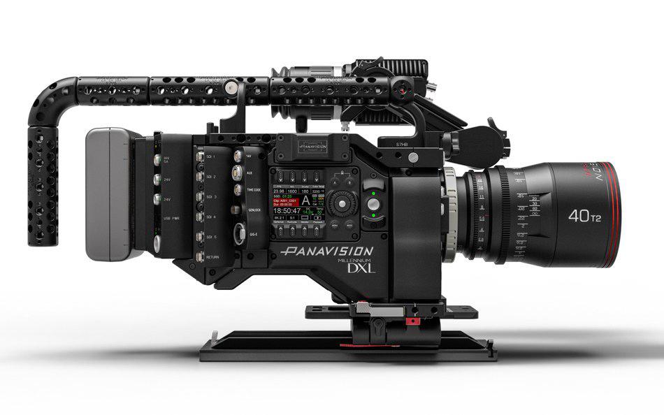 Panavision: 11 neue Primo Artiste Primes für 8K DXL Kamera