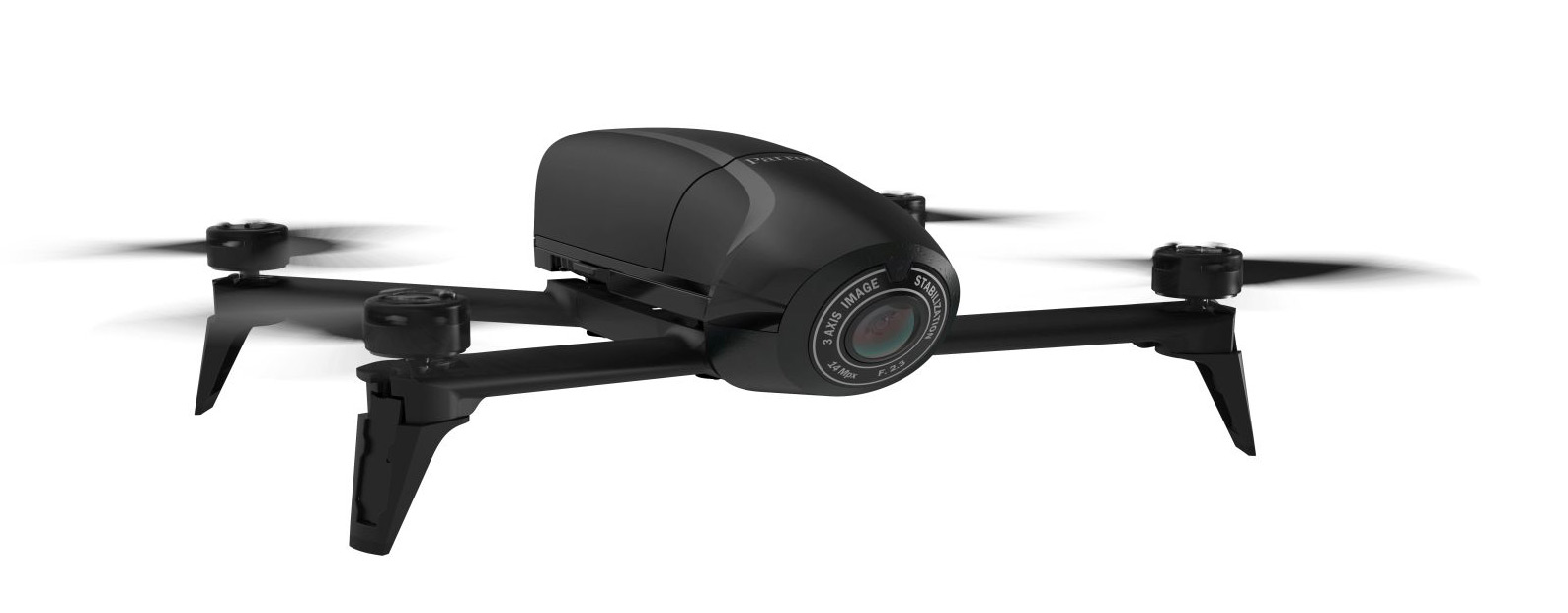 Parrot Bebop 2 Power Quadcopter mit 30 Minuten Flugzeit