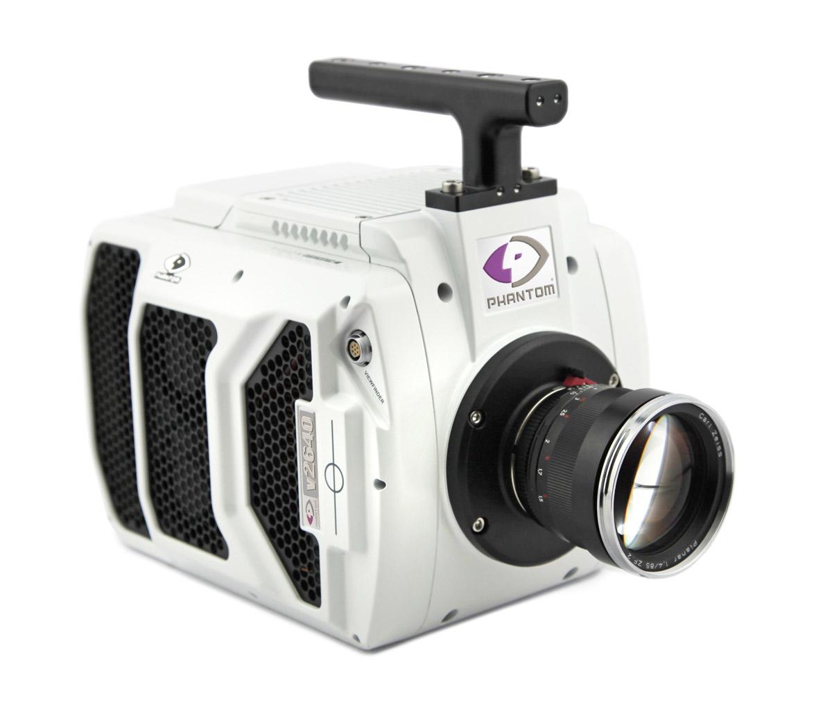 Slashcam News Phantom V2640 Slow Motion Camera Fullhd
