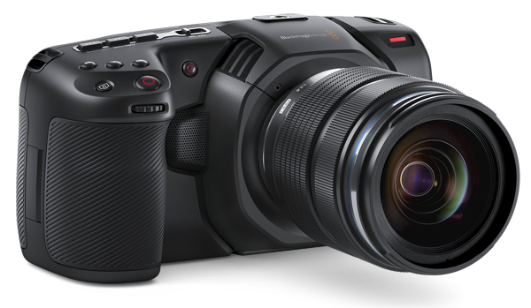 Update 6.1 for Blackmagic Pocket Cinema Camera 4K brings among other things pixel remapping and bett