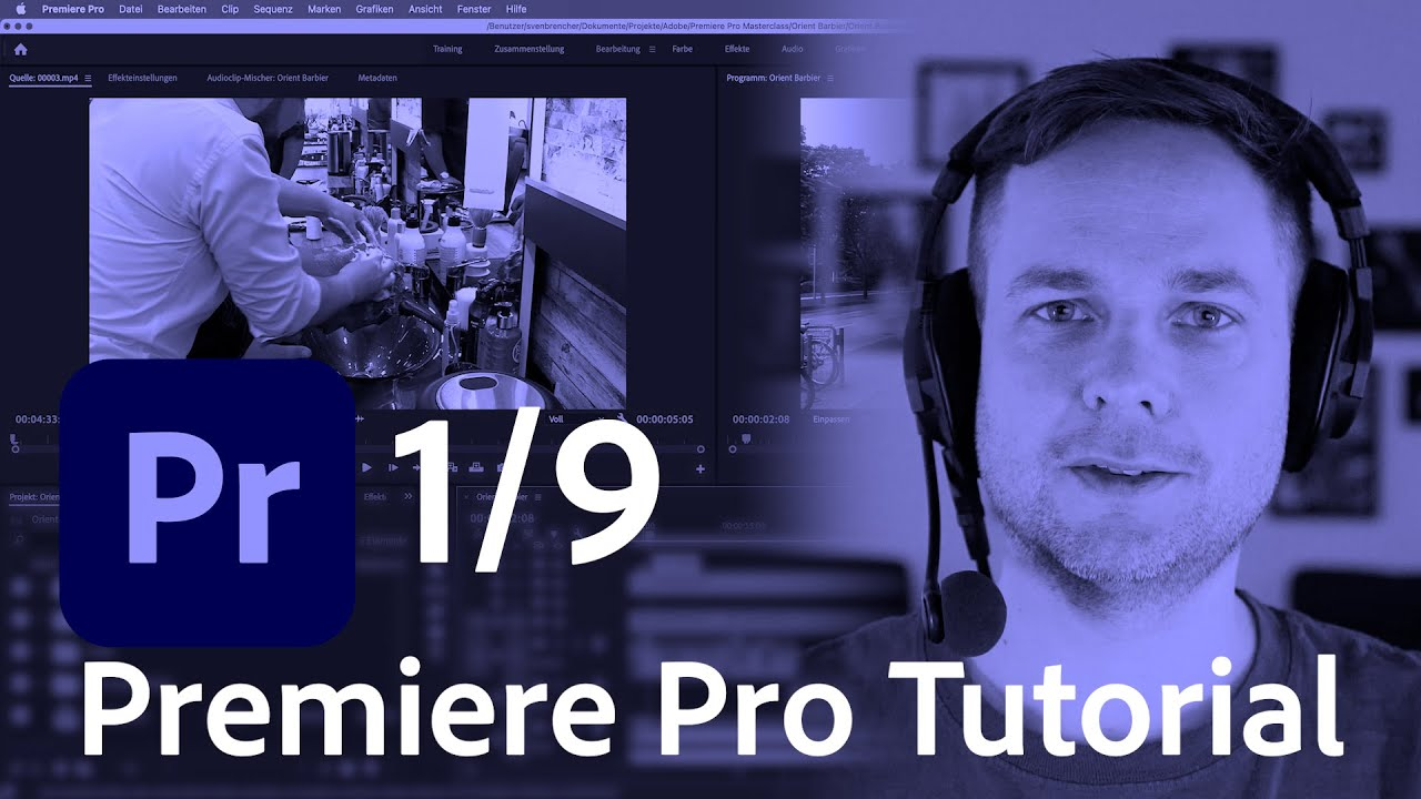 Adobe: New free tutorial series for Premiere Pro, After Effects, and Rush
