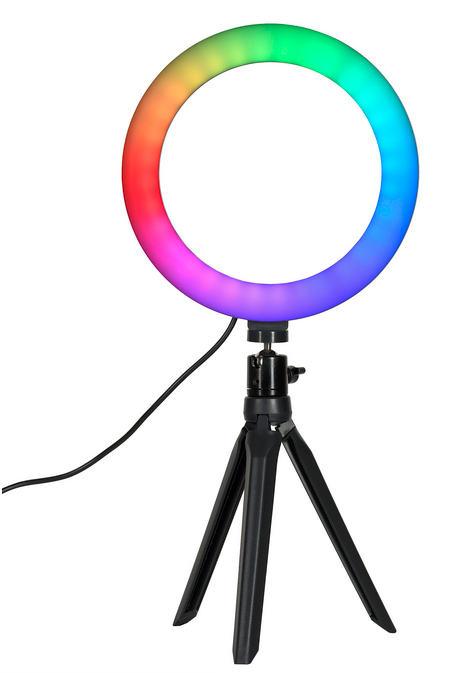 Quadralite RGB LED Ring Lights
