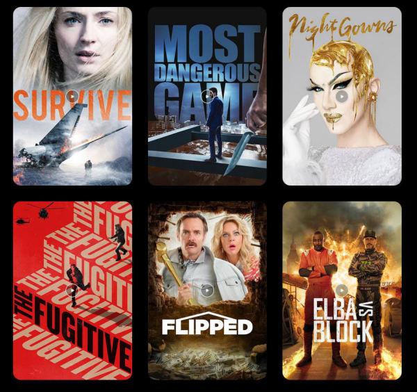 Quibi-movies