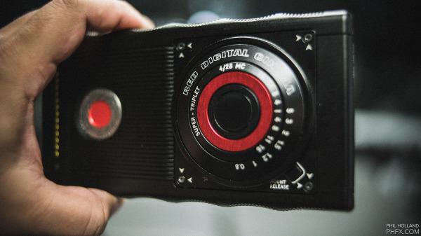 RED-Hydrogen-One-Camera
