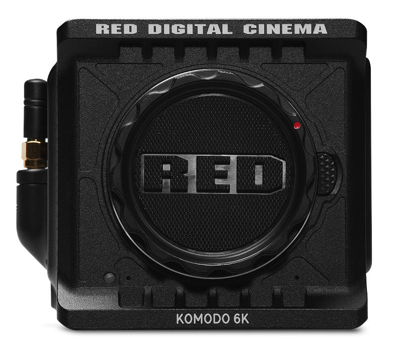 New firmware 1.5 for RED Komodo 6K camera brings among others 6K Anamorphic R3D