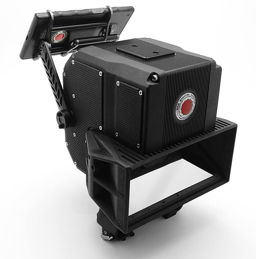 RED teasers Lithium 3D/H4V-Camera
