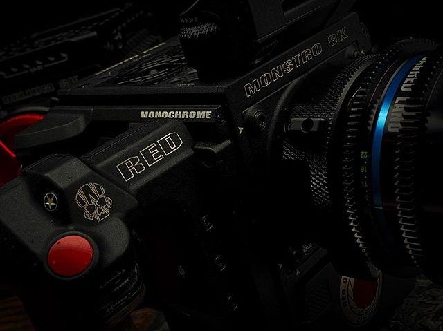 RED Announces 8K Monstro Monochrome Black & White Camera