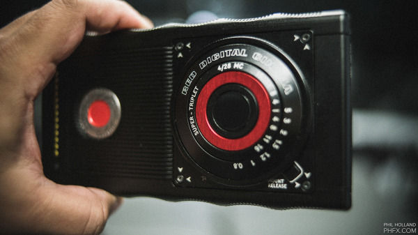 RED + Foxconn = affordable 8K Pro-Camera for the Masses?