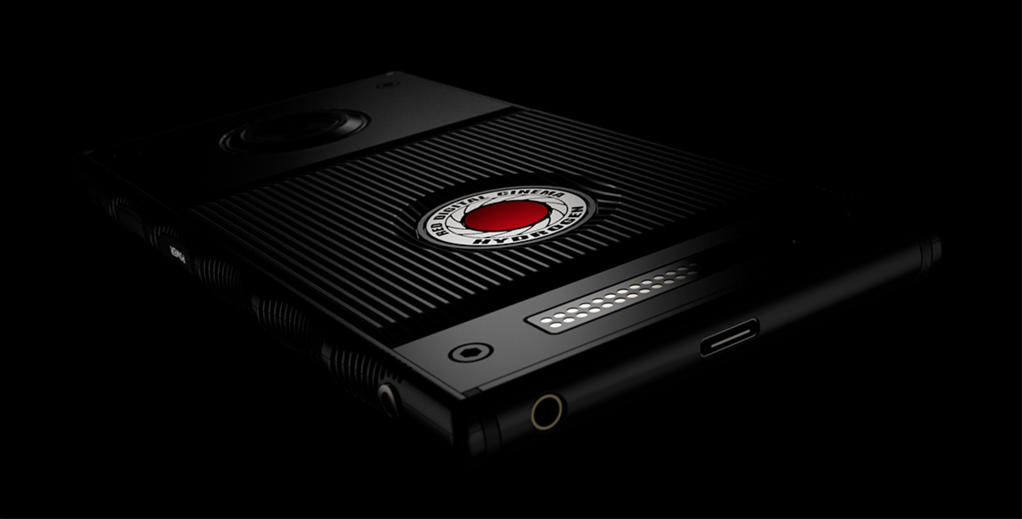 RED Hydrogen One: Android-Handy für 1195 Dollar mit Holographischem Display, Kamera u.a.