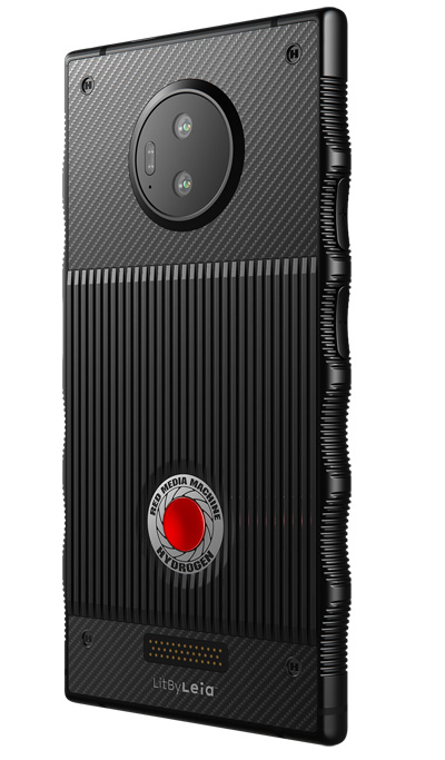 RED halves the price of the Hydrogen One 3D smartphone
