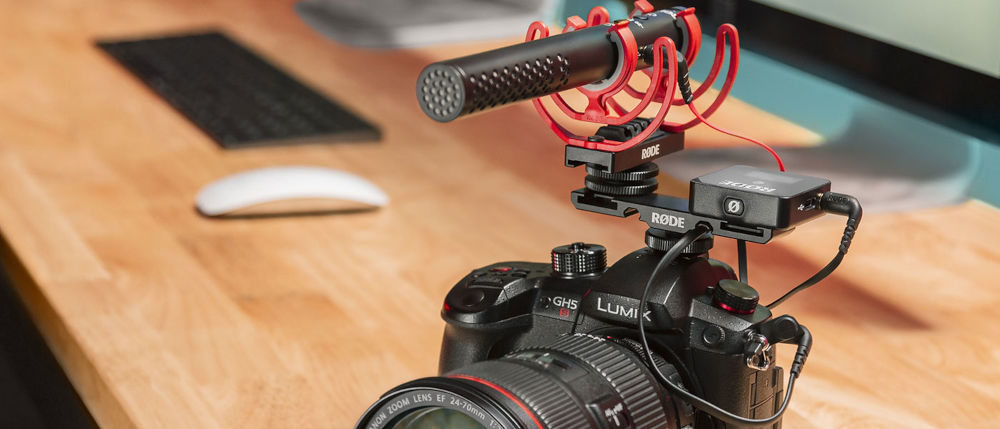 New accessories for RØDE VideoMic and Wireless GO Microphones