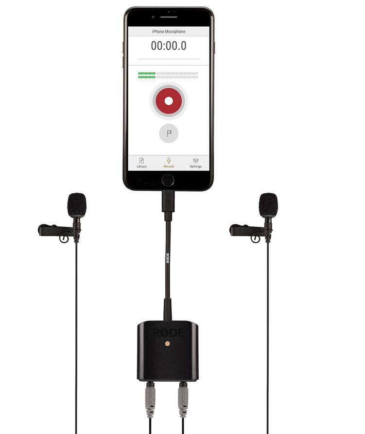 RØDE SC6-K Mobile Interview Kit