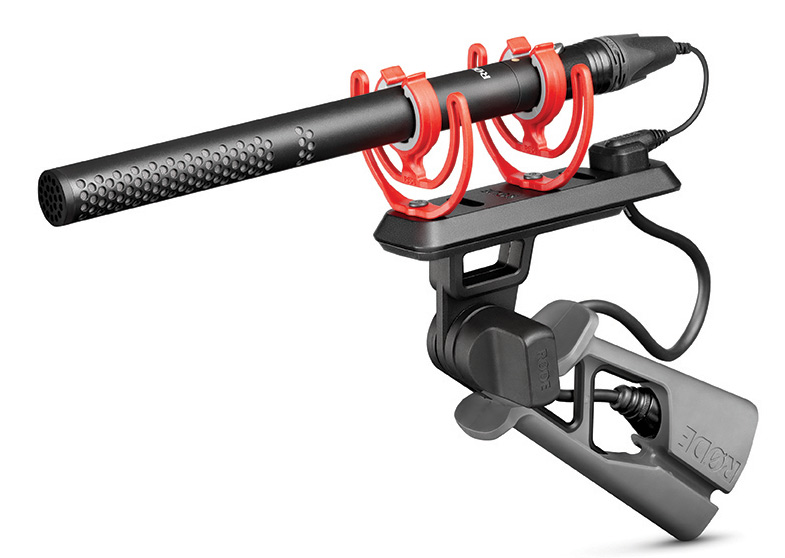 RØDE NTG5: New broadcast directional microphone with new acoustic design