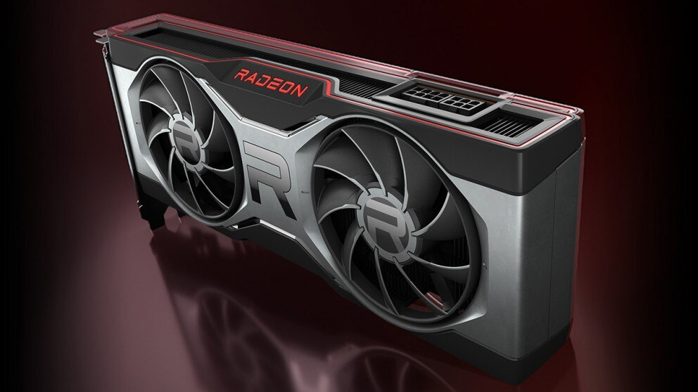 New mid-range GPU from AMD - Radeon RX 6700XT