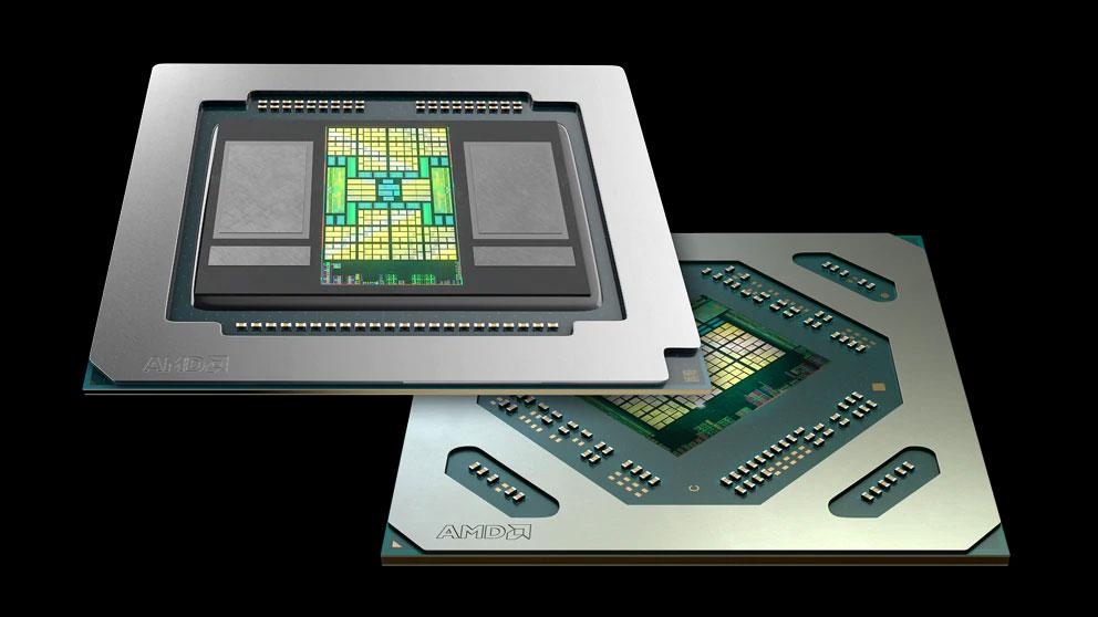 Macbook Pro 16 inch with interesting AMD GPU - Radeon Pro 5600M