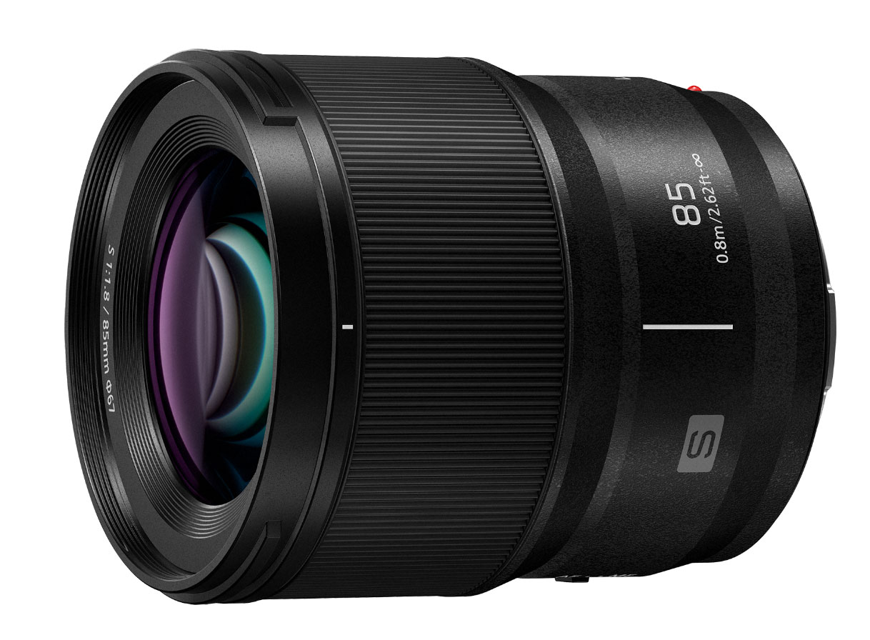 Affordable full format Prime for L-Mount - Panasonic LUMIX S 85mm F1.8