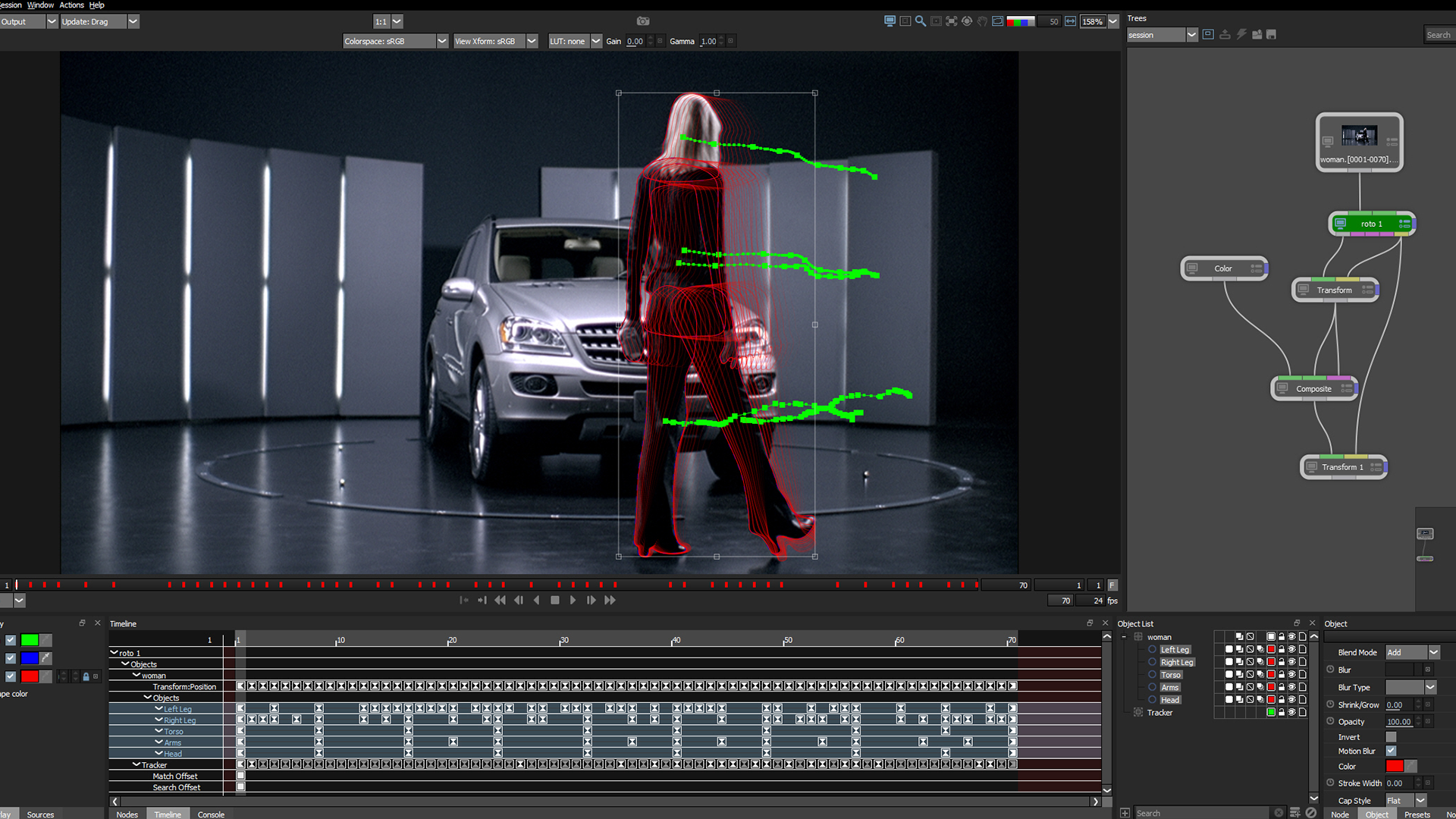 High-end rotoscoping- and paint tool Silhouette joins Boris FX + Mocha Pro 2020 preview // IBC 2019