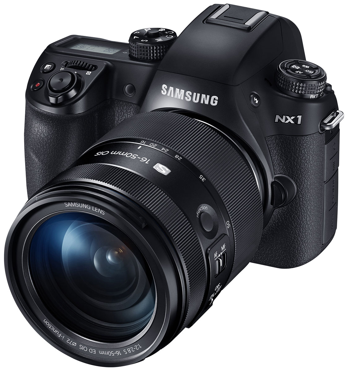 Beautiful rumor - Samsung NX2 prototype with hot interior