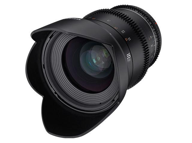 Wide-angle cine lens Samyang MF 14mm T3.1 VDSLR MK2 announced