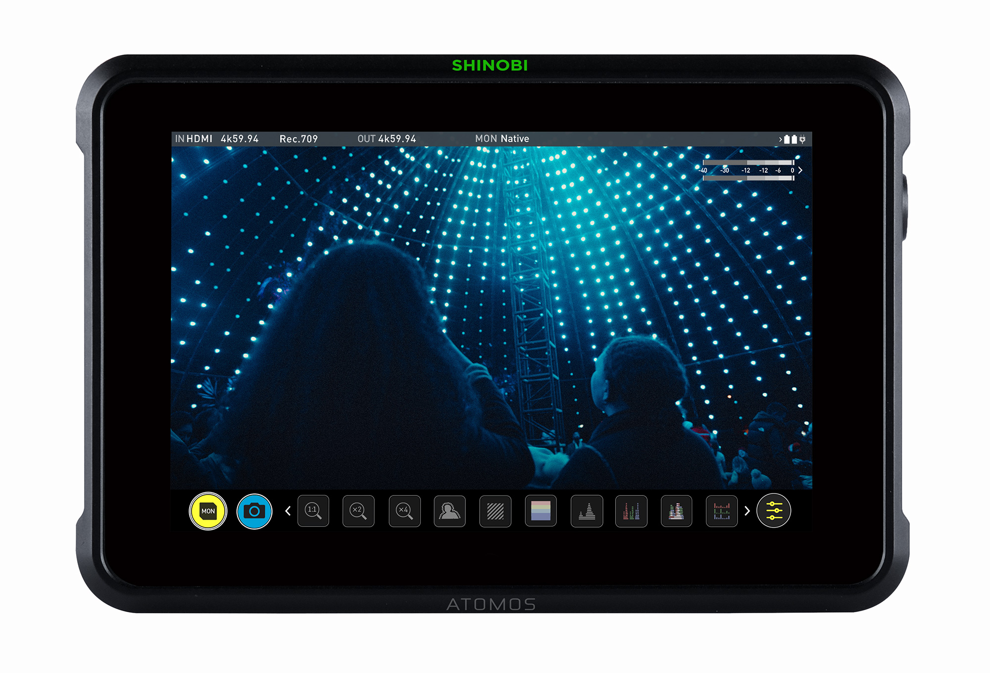 Atomos Announces Shinobi 7 HDR Monitor with 2200 Nits, Touchscreen Camera Control, SDI