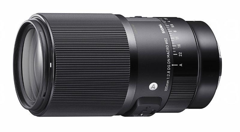 New Tele-Macro for mirrorless cameras: SIGMA 105mm F2.8 DG DN MACRO | Art