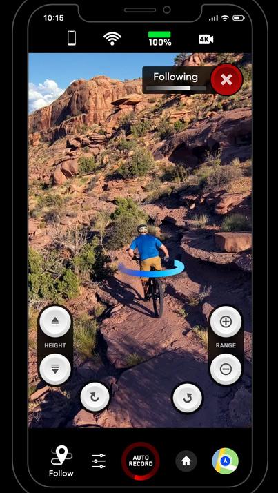 Skydio-App