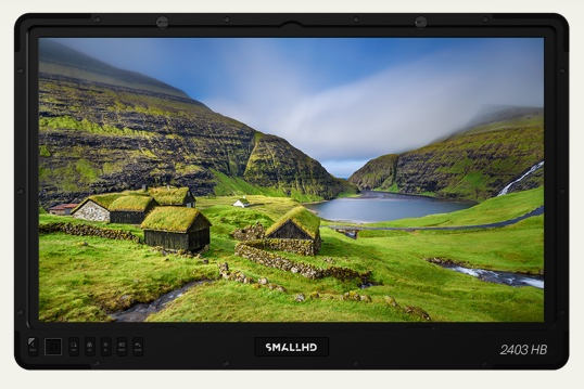 SmallHD 2403 High Bright Production Monitor