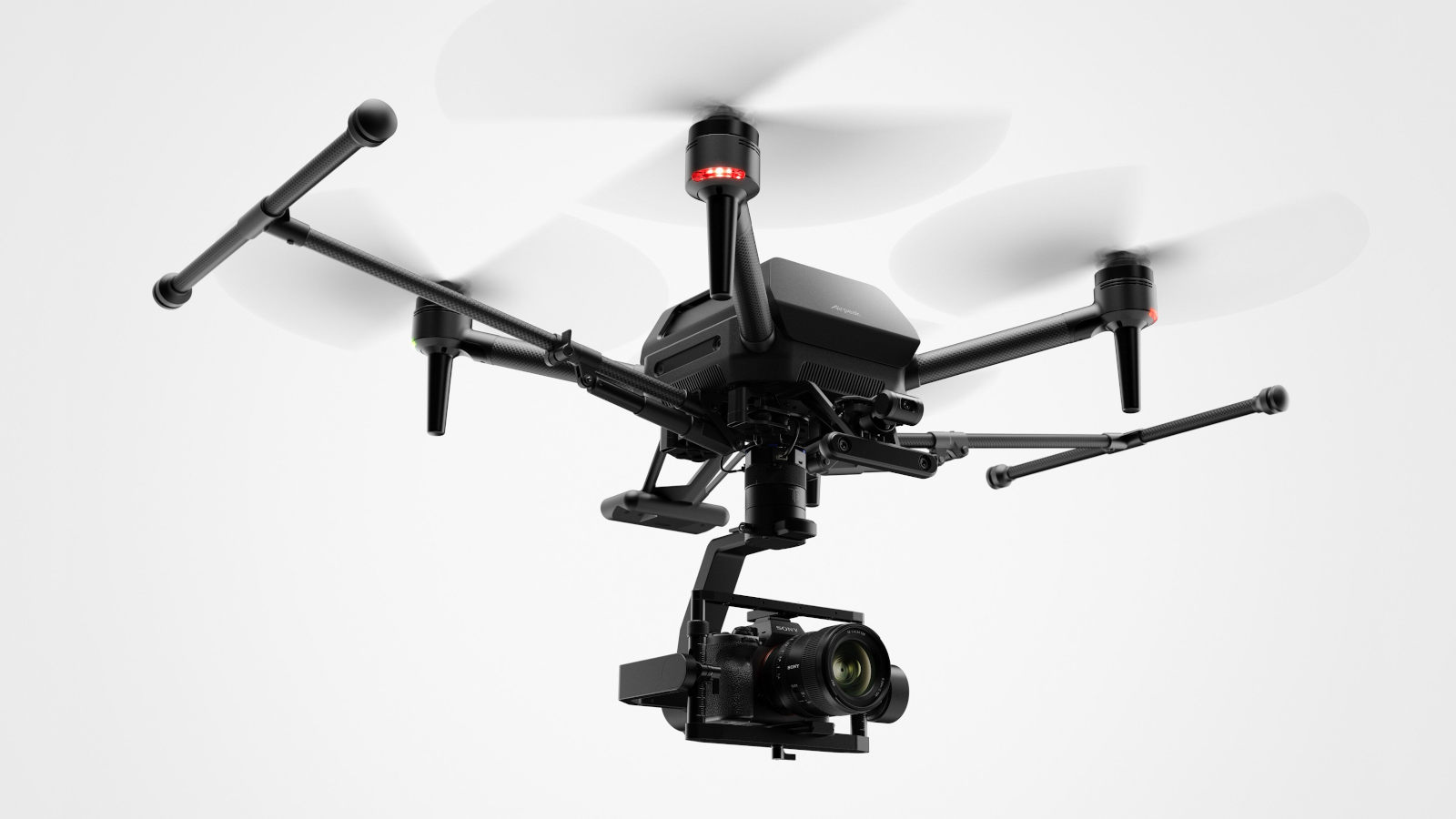 Airpeak: Sony's professional drone for its Alpha cameras