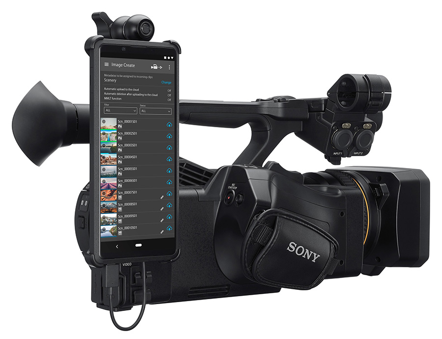 Sony C3 Portal: Cloud solution for Sony cameras - from shooting directly to the editing suite