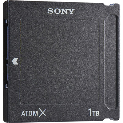 Sony introduces special ATOM X SSDmini for Atomos recorders