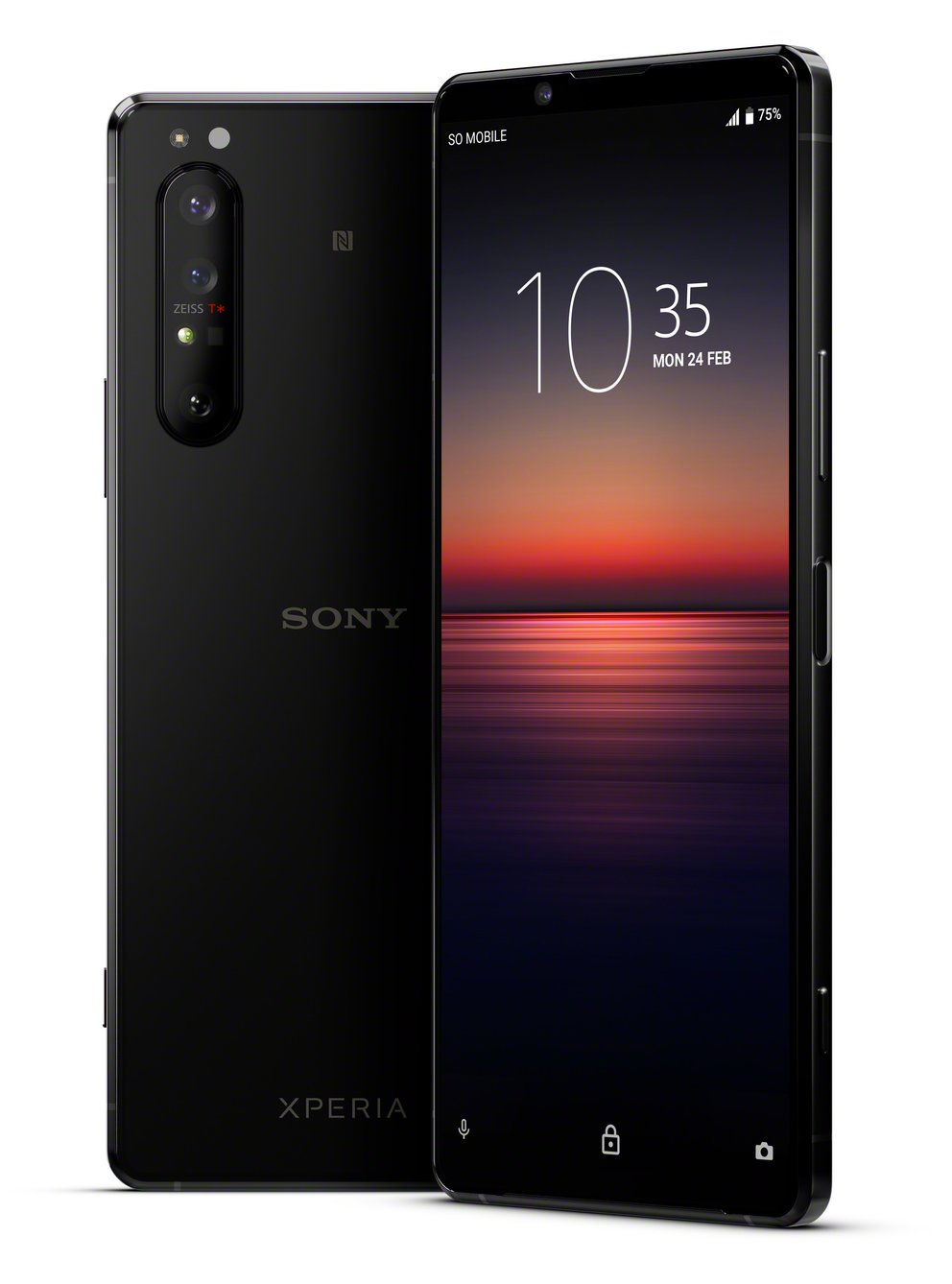 New Sony flagship Xperia 1 Mark II with 5G and larger sensor