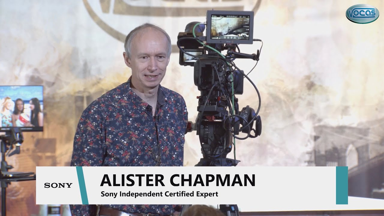 Tutorial Clip: 3.5 hours Sony FX9 introduction with Alister Chapman