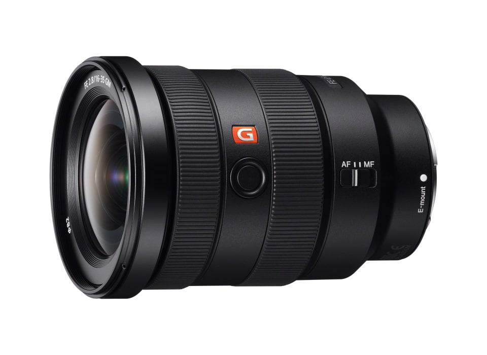 Sony: New 16-35 mm F2.8 G master and 12-24 mm F4 G lens
