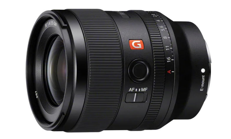 New compact Sony G Master FE 35mm F1.4 for Alpha 7 users