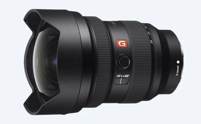 Sony introduces new zoom lens FE 12-24 mm F2.8 GM