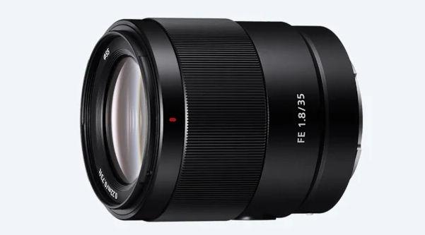 Sony announces FE 35mm F1,8 fullframe prime lens