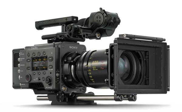 Sony Venice Receives Fullframe Tethered Extension, Outlook for 2019 HFR Update