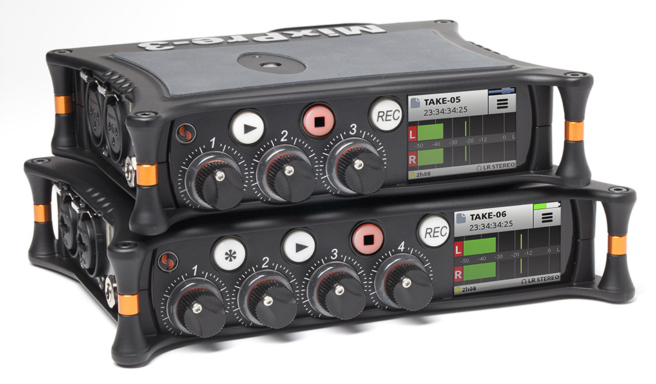 Sound Devices MixPre-3/6: Audio recorder, mixer and USB interface in one // NAB 2017